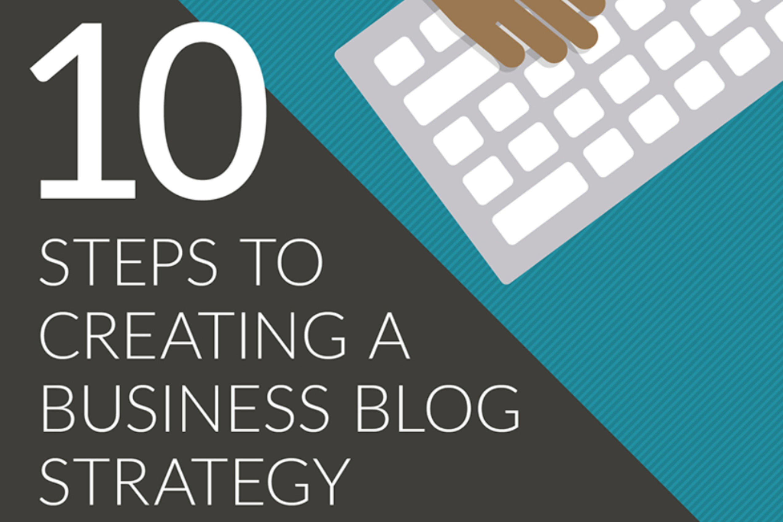 10 Steps to Creating A Business Blog Strategy