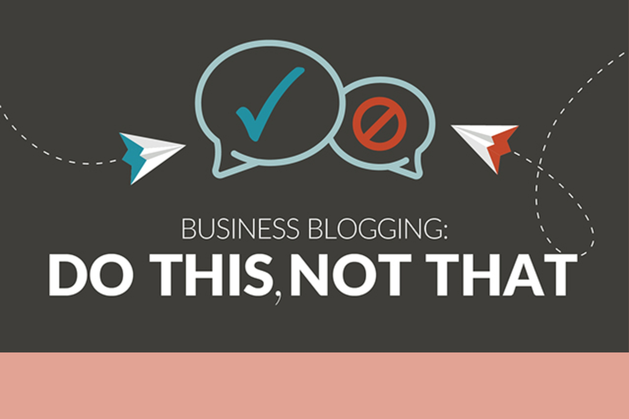 15 Business Blog Mistakes & Quick Fixes (infographic) (1)