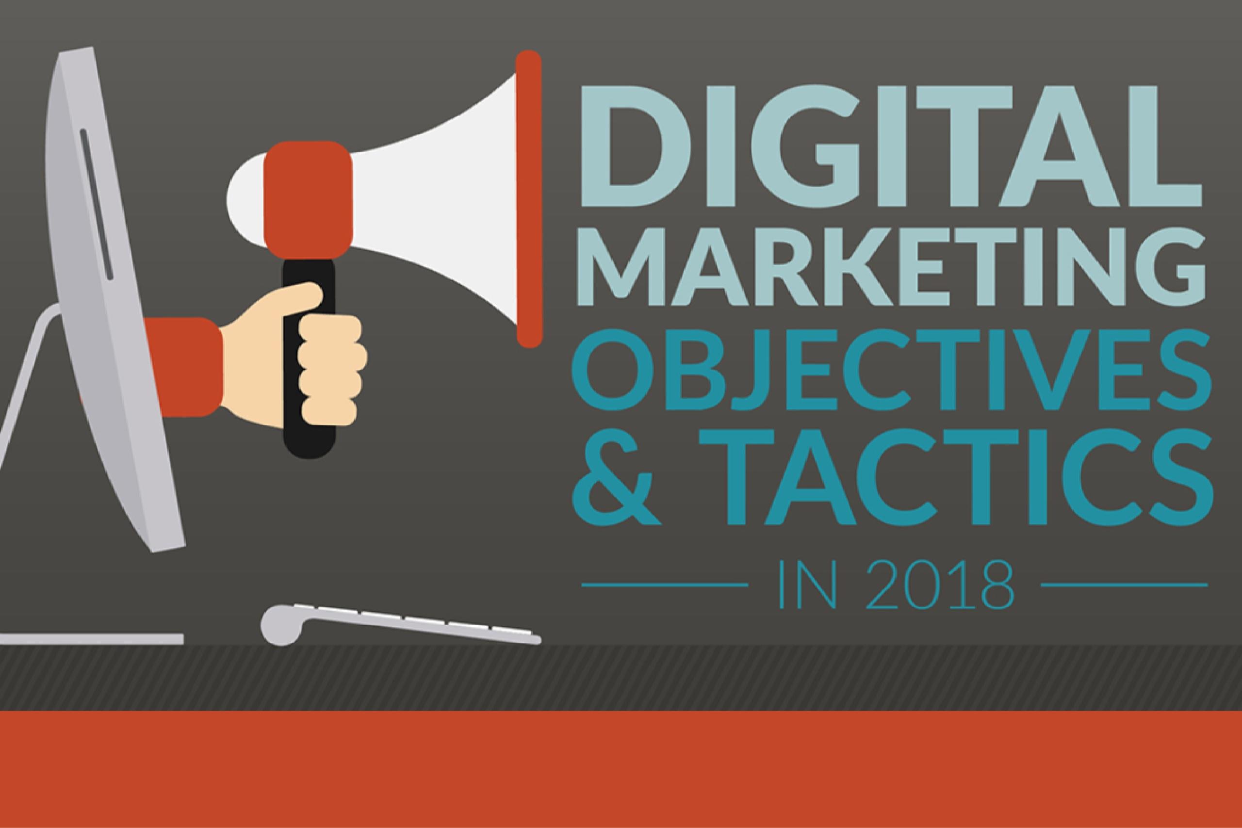 Lead Generation Tops Digital Marketing Tactics In 2018