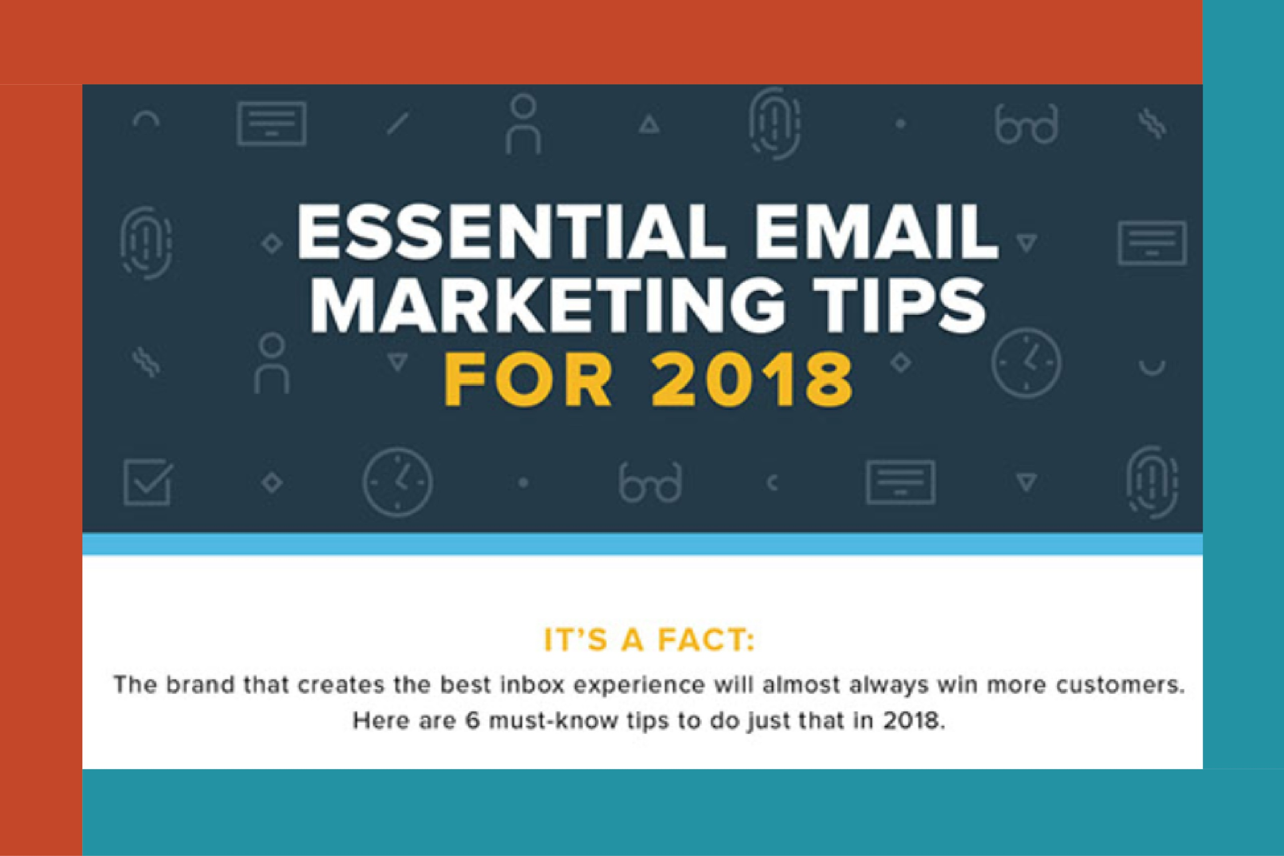 6 Essential Email Marketing Tips for 2018