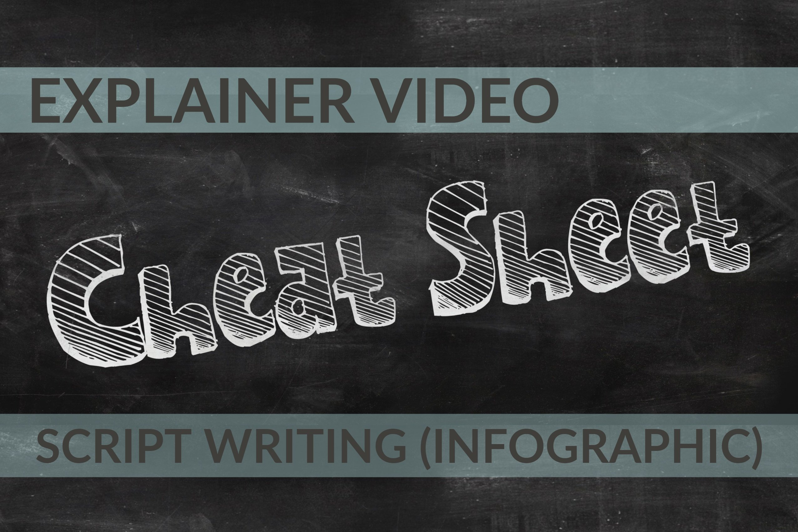 Explainer Video Cheat Sheet_ Script Writing (infographic)