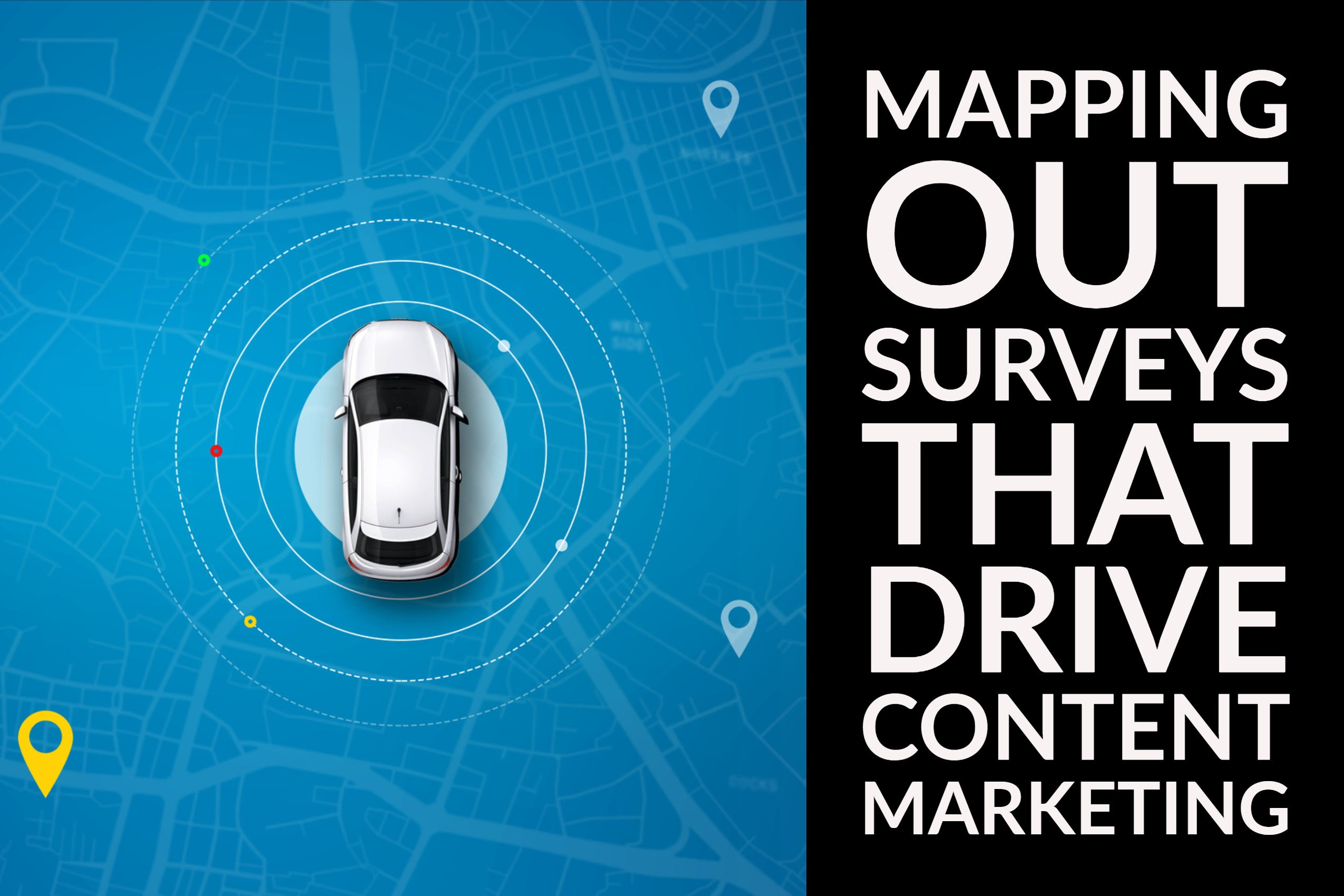 Mapping Out Surveys That Drive Content Marketing