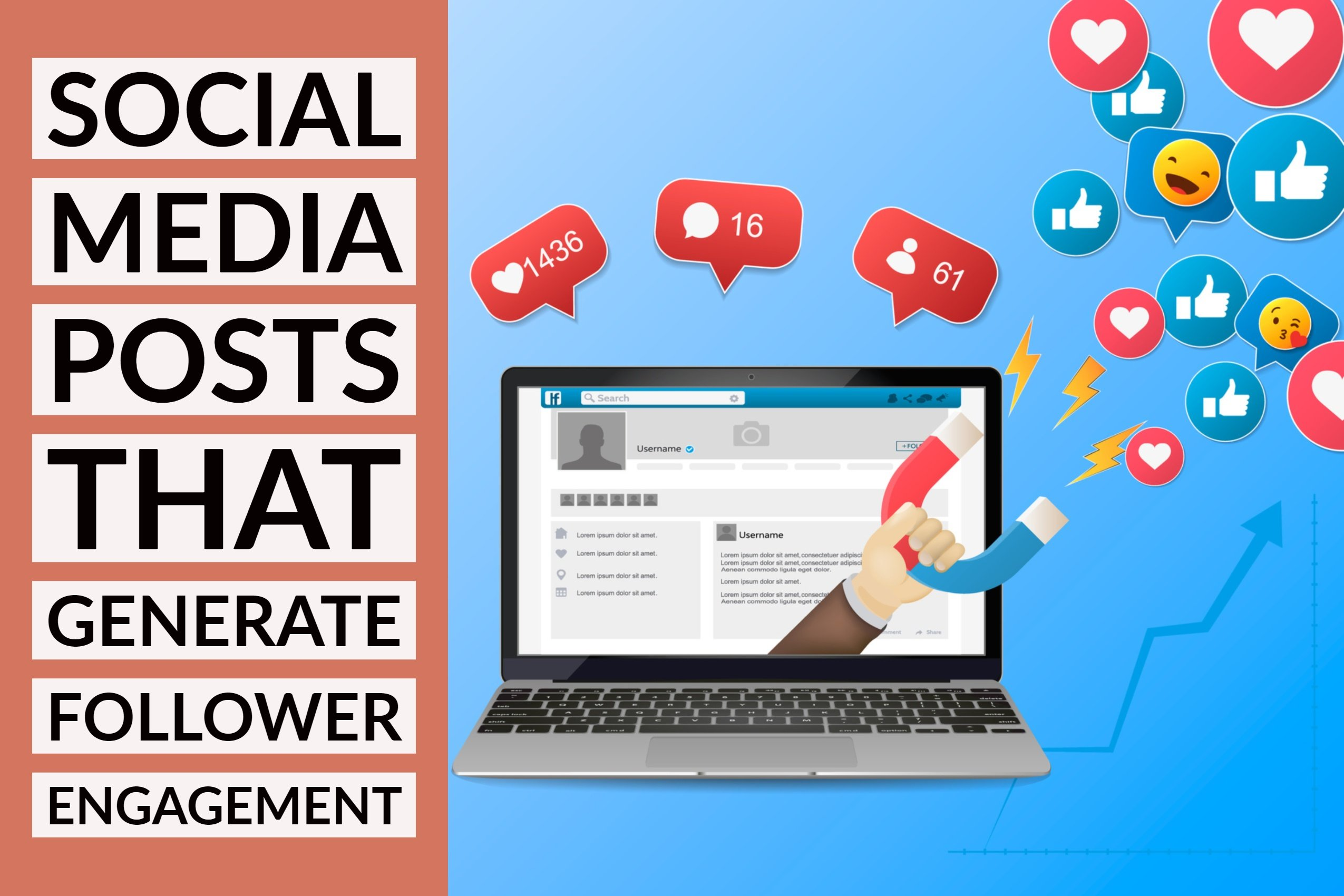 Social Media Posts That Generate Follower Engagement