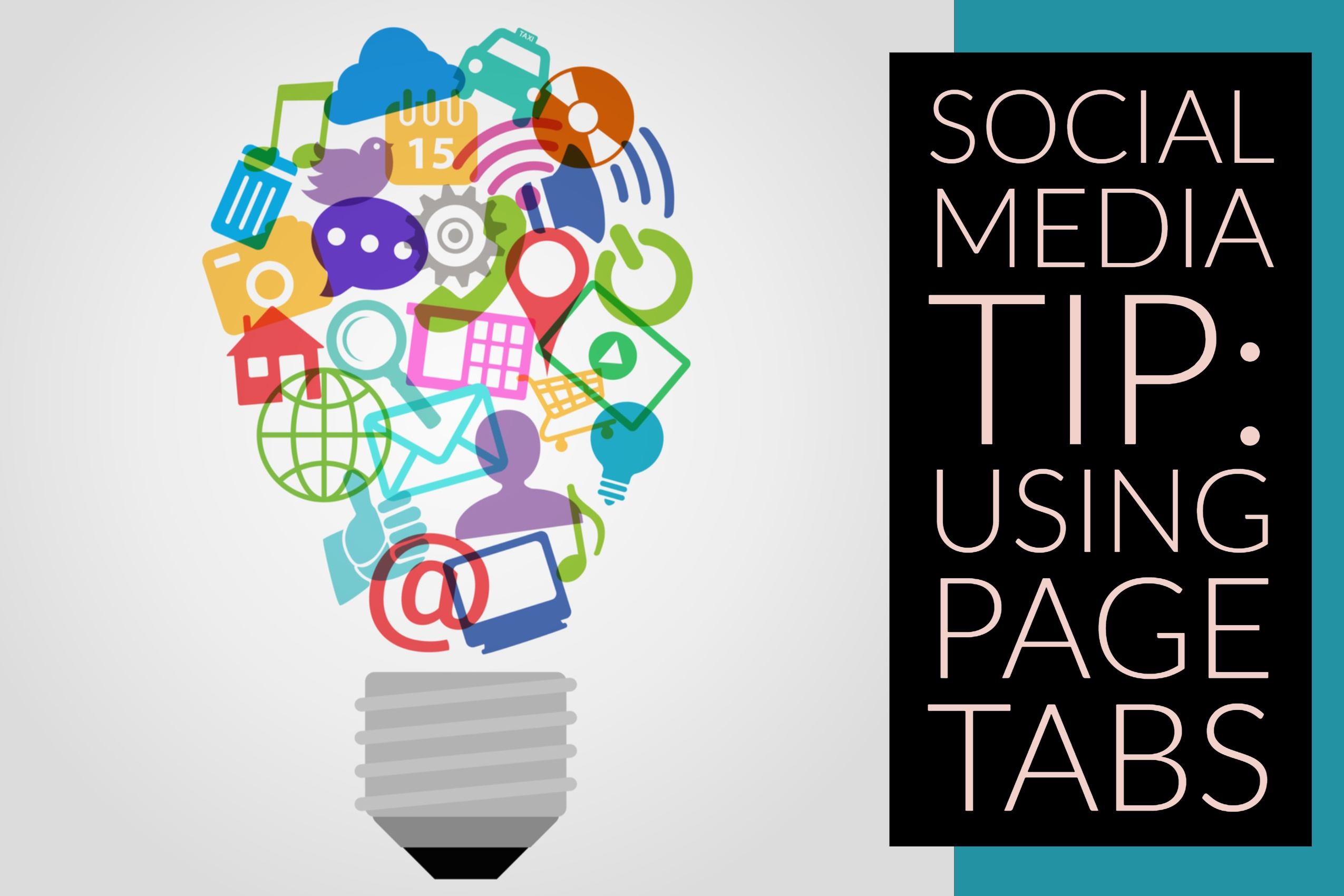 Social Media Tip_ Using Page Tabs